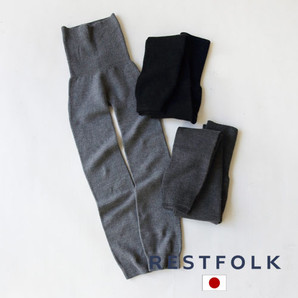 オーバーパンツ SILK & WOOL FULL LENGTH